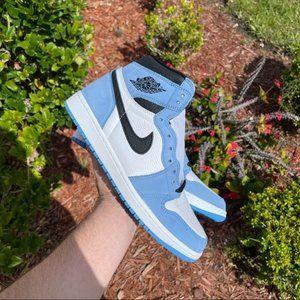 """Nike Air Jordan 1 High """"University Blue"""